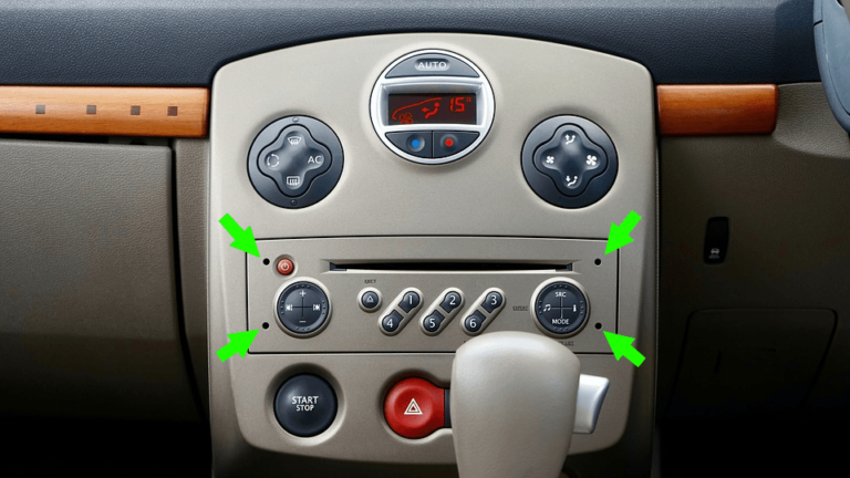 Renault & Dacia Radio Code Generator & Calculator
